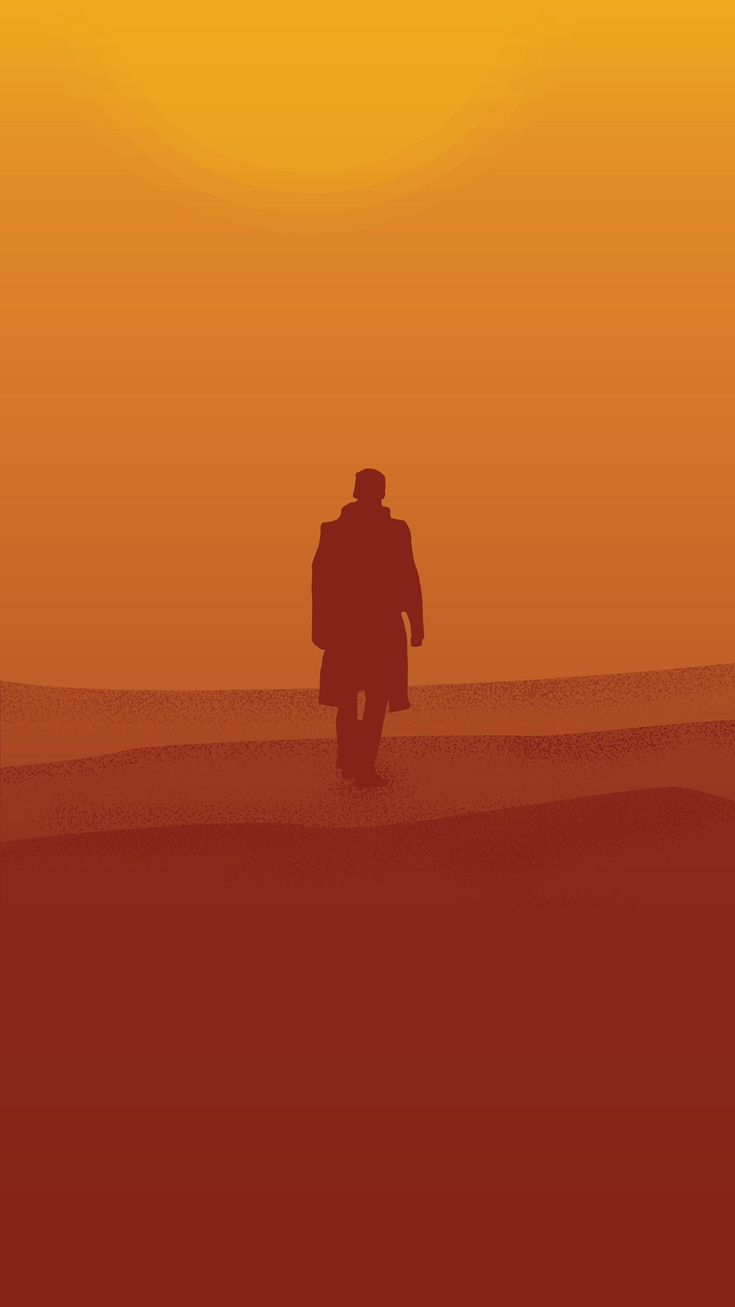 Wallpaper Iphone Love Quotes Blade Runner Minimal Iphone Wallpaper Iphone Wallpapers