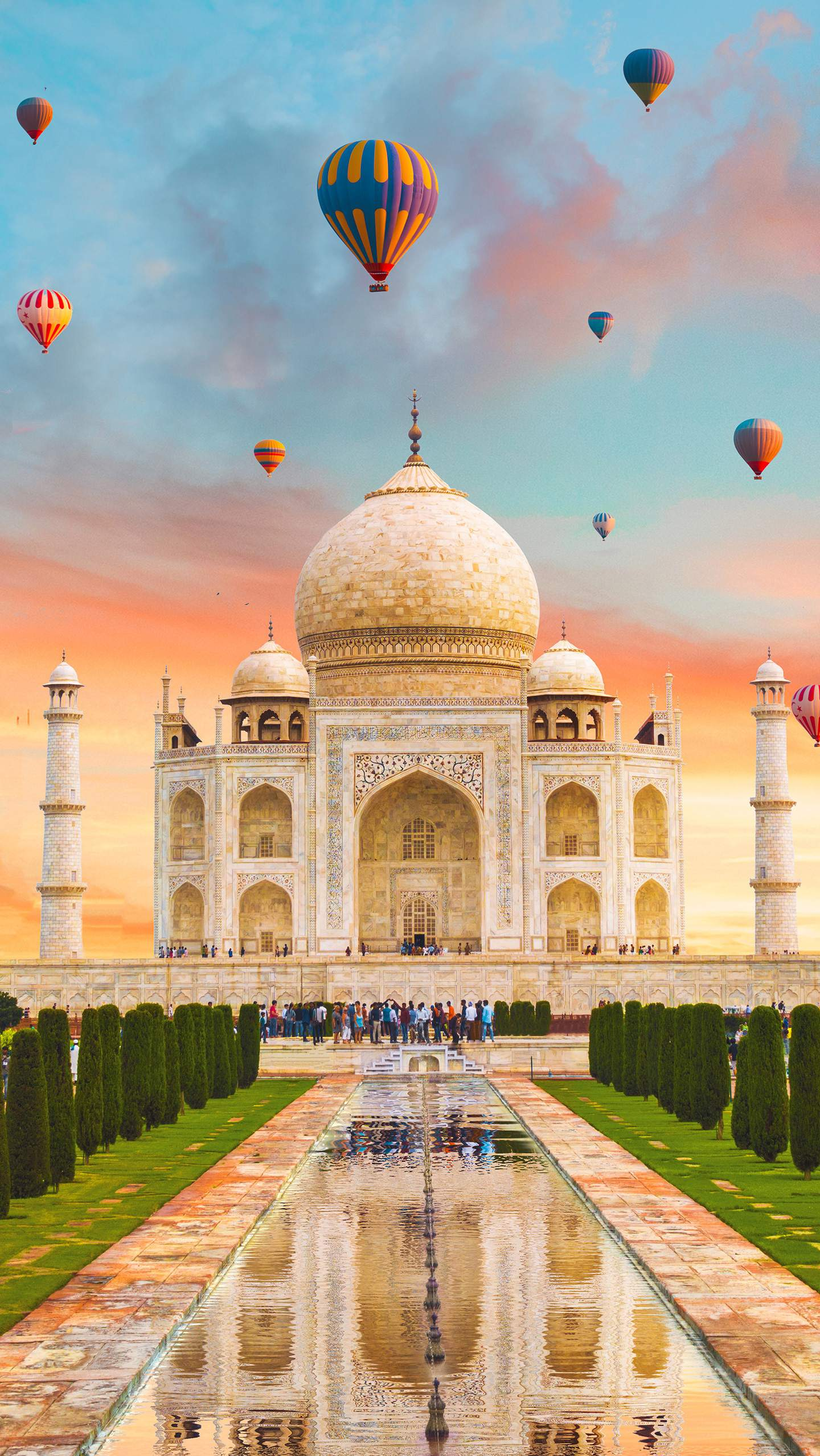 Cute Phone Wallpapers With Quotes Taj Mahal Iphone Wallpaper Iphone Wallpapers