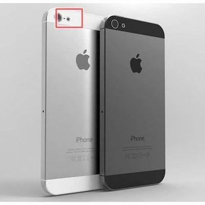 iPhoneのマイク2
