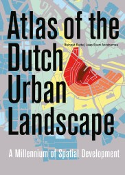 voorkant atlas dutch urban landschape
