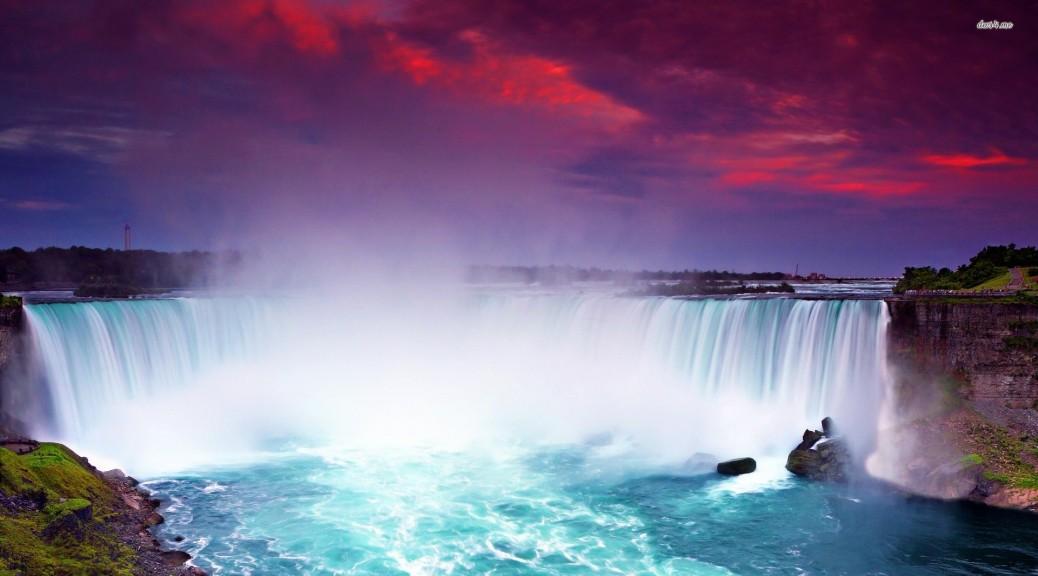 Jennifer Aniston Cute Wallpapers Niagara Falls Wallpaper Hd Hd Wallpapers High Definition