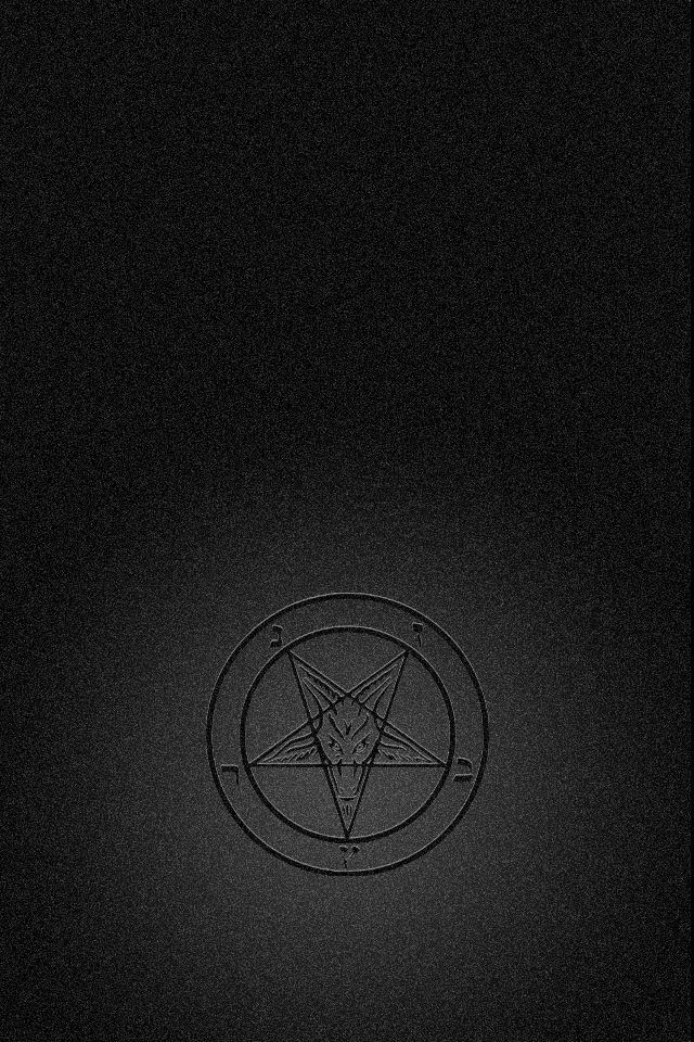 Freemason Iphone Wallpaper Baphomet Logo Iphone Wallpaper For Iphone 4 And 4s