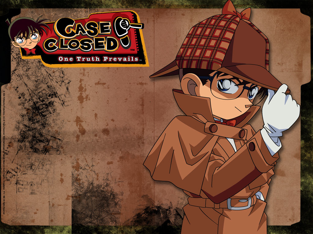 Dragon Ball Z Iphone Wallpaper Detective Conan Anime Sherlock Holmes Image Picture Free