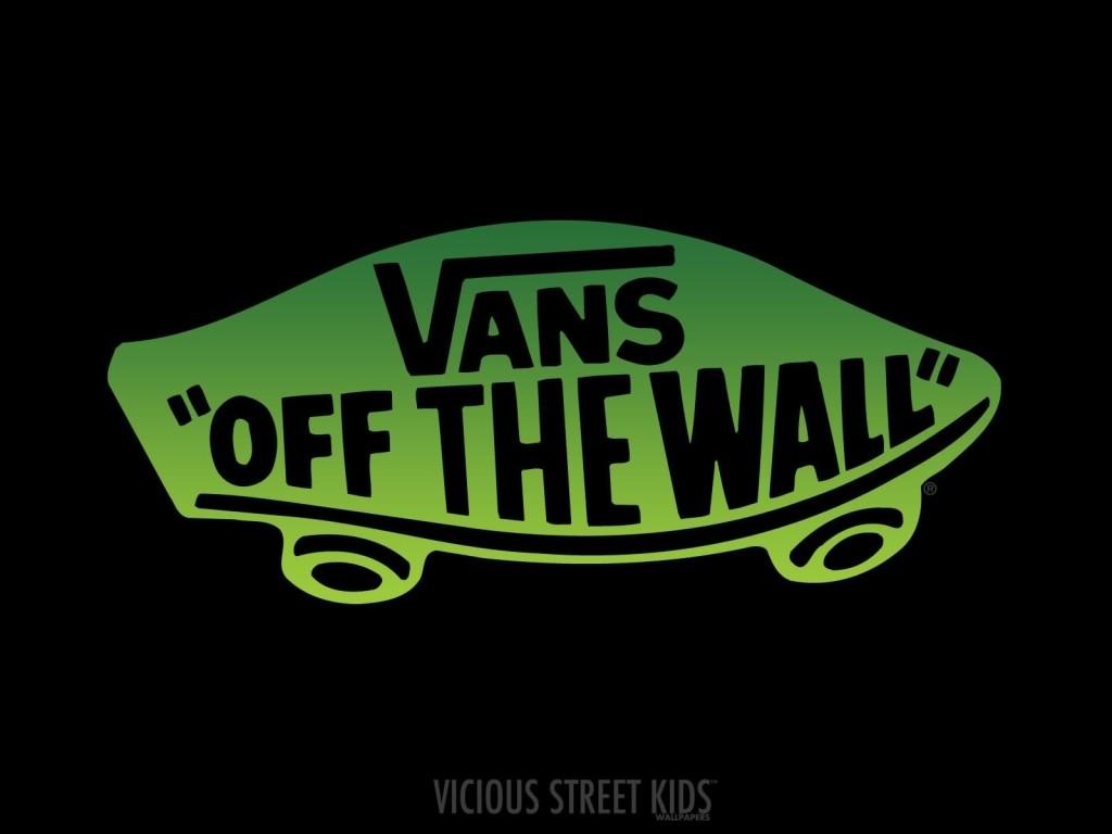 Skater Girl Wallpaper Iphone Green Logo Vans Off The Wall Logo Hd Wallpaper 1600x1200px