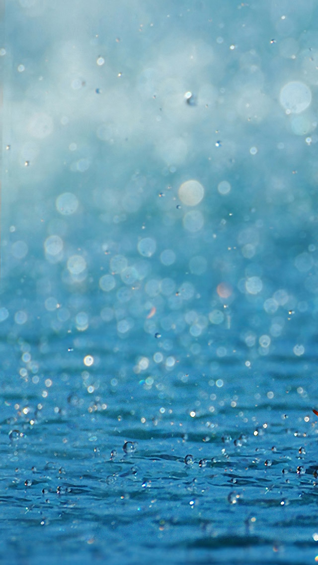 Raindrop Wallpaper Iphone X Iphone 5 Wallpapers App Click