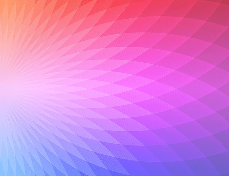 Angelina Jolie 3d Wallpaper Geometric Rainbow Gradient Iphone 6 Wallpaper