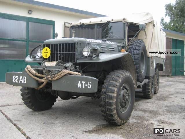1944 dodge power wagon bring a trailer