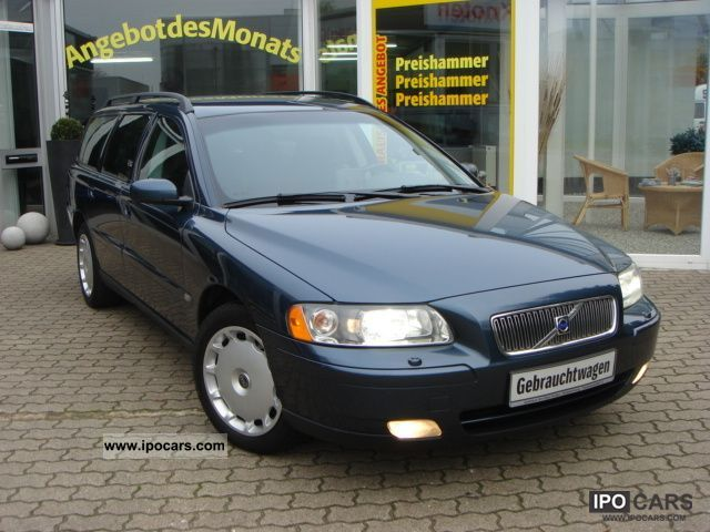 Xenon Verlichting Inbouwen Volvo V70 2006 Volvo V70 D5 Dpf Xenon Navi-phone-1. Hand - Car Photo