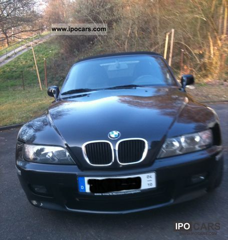2000 BMW Z3 roadster 20 - Car Photo and Specs
