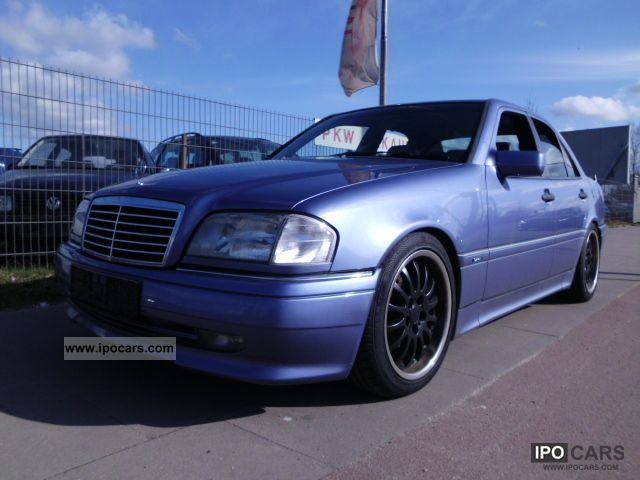 1996 Mercedes-Benz C 230 Kompressor Sports - Car Photo and Specs