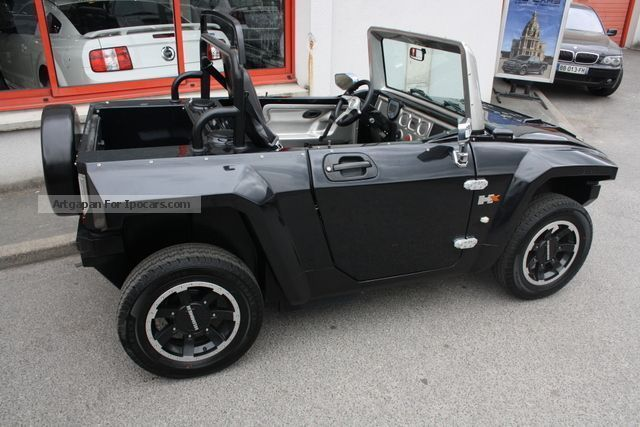 Buggy Mini Cabrio 2014 Hummer Mini Hxt Homologue Route Sans Permis Car