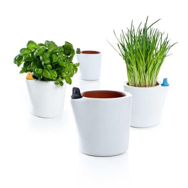 Blumentopf Shop Self-watering Flower Pots - Ippinka