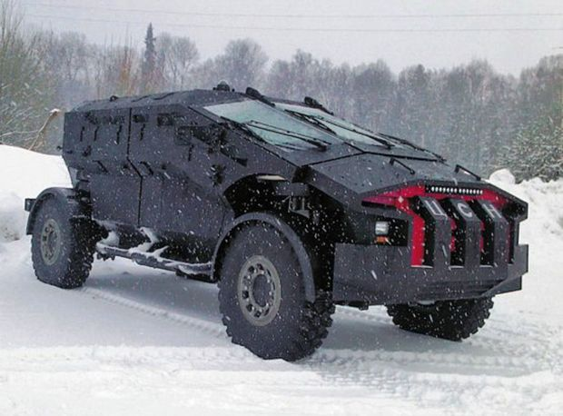 New russian military vehicle Awesome design! EDC Gear - automobile sales contract