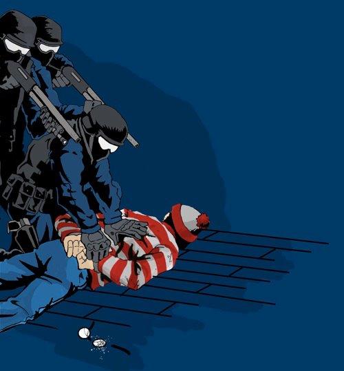 Found Waldo-Police