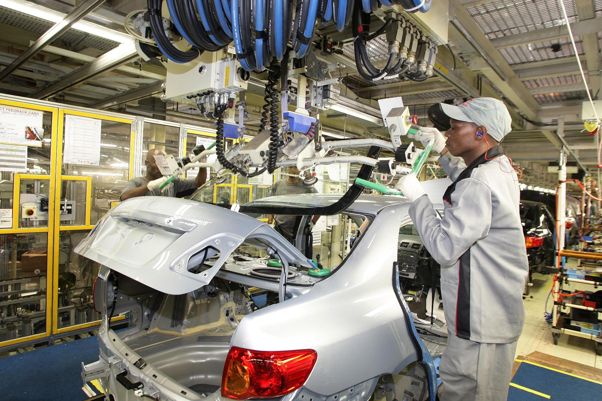 Car Manufacturers In South Africa Should South African Taxpayers Subsidise Car Making Robots
