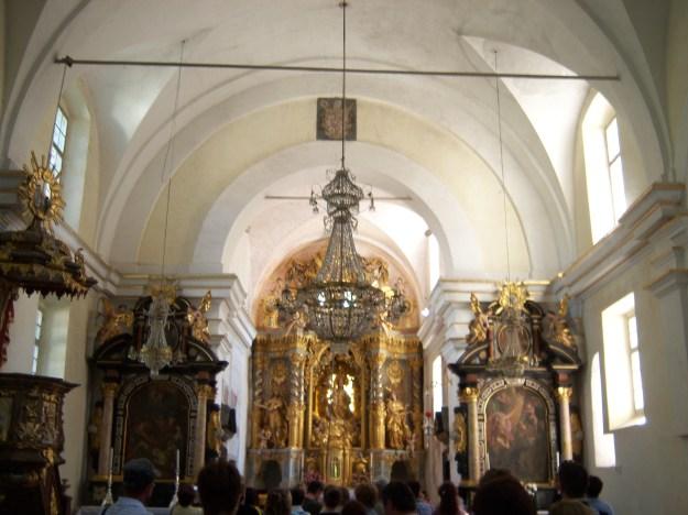 otok church, bled slovenia