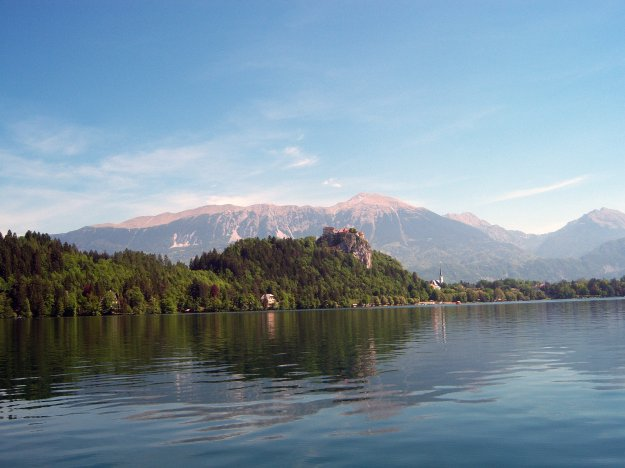 lake bled, bled slovenia