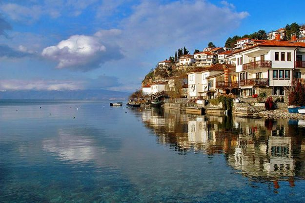 Lake-ohrid-in-macedonia