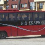 Bus Ride From Sarajevo, Bosnia to Niš, Serbia