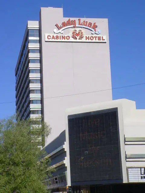 Lady Luck, Las Vegas, Nevada
