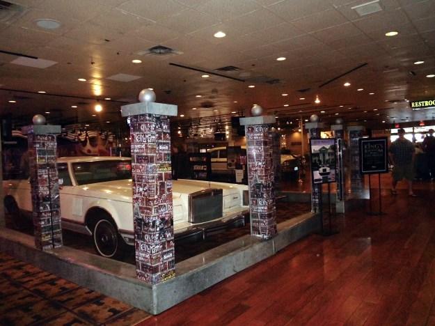 King's Ransom Elvis Museum Binions Las Vegas