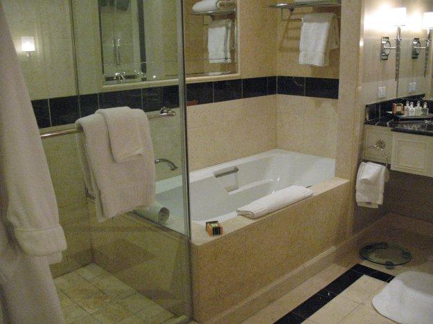 Palazzo room Las Vegas