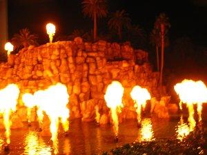 Mirage Volcano Las Vegas, Nevada
