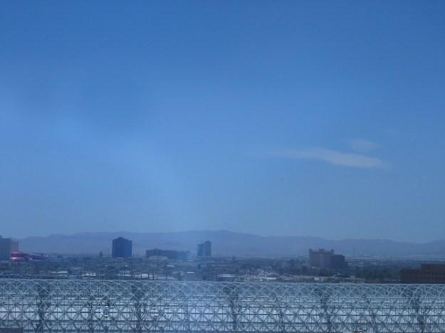 California Hotel Las Vegas room view-001