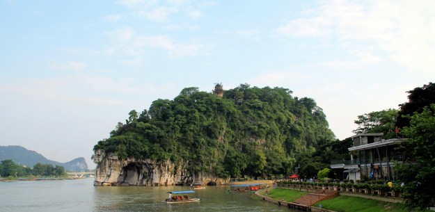 Elephant Trunk Hill Guilin China