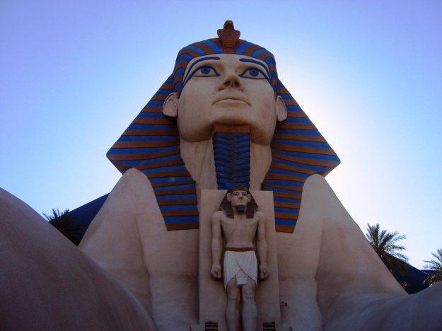 Luxor Sphinx Las Vegas