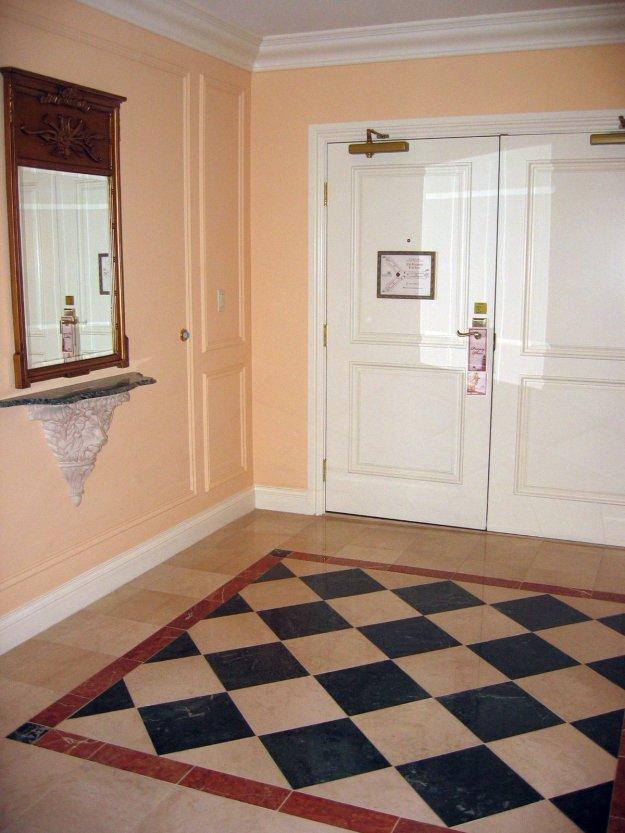 Venetian Rialto Suite foyer Las Vegas
