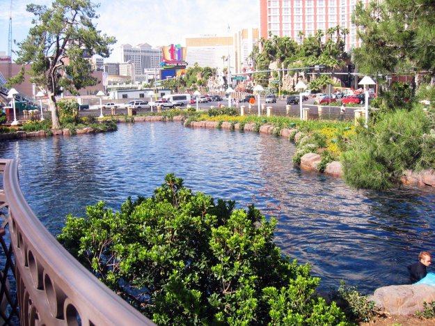 Wynn Lake Las Vegas