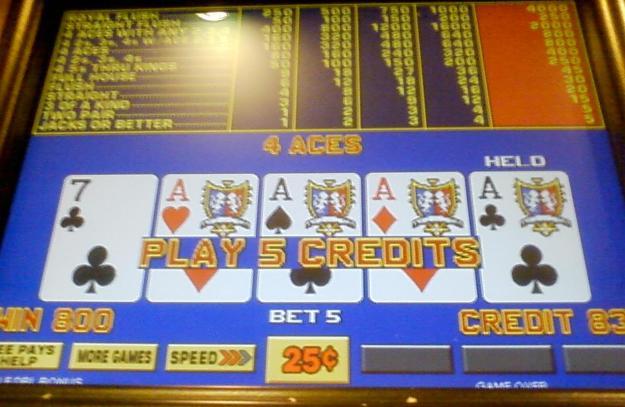 quarter aces