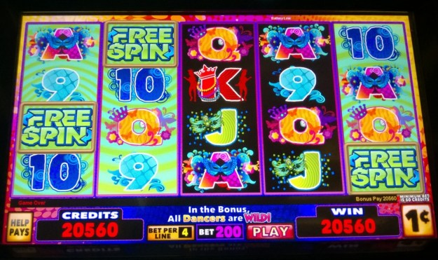 carnival in rio slot machine win atlantic city