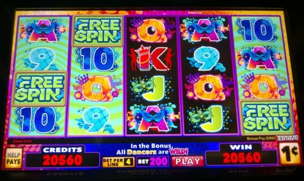Slot machines in atlantic city
