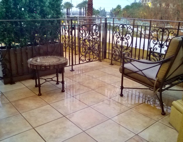 green valley ranch balcony