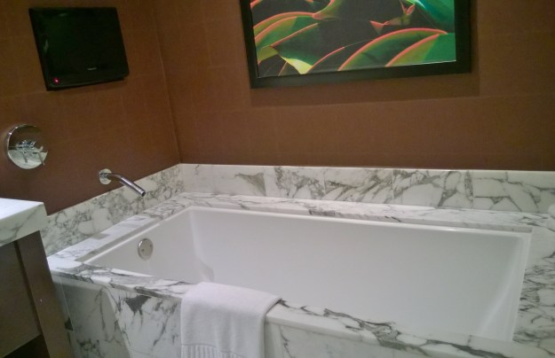 red rock las vegas tub