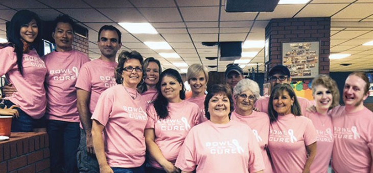 IQ Bowls for the Cure 2015!