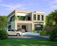 Home Design 3D Front Elevation House Design | W-A-E company