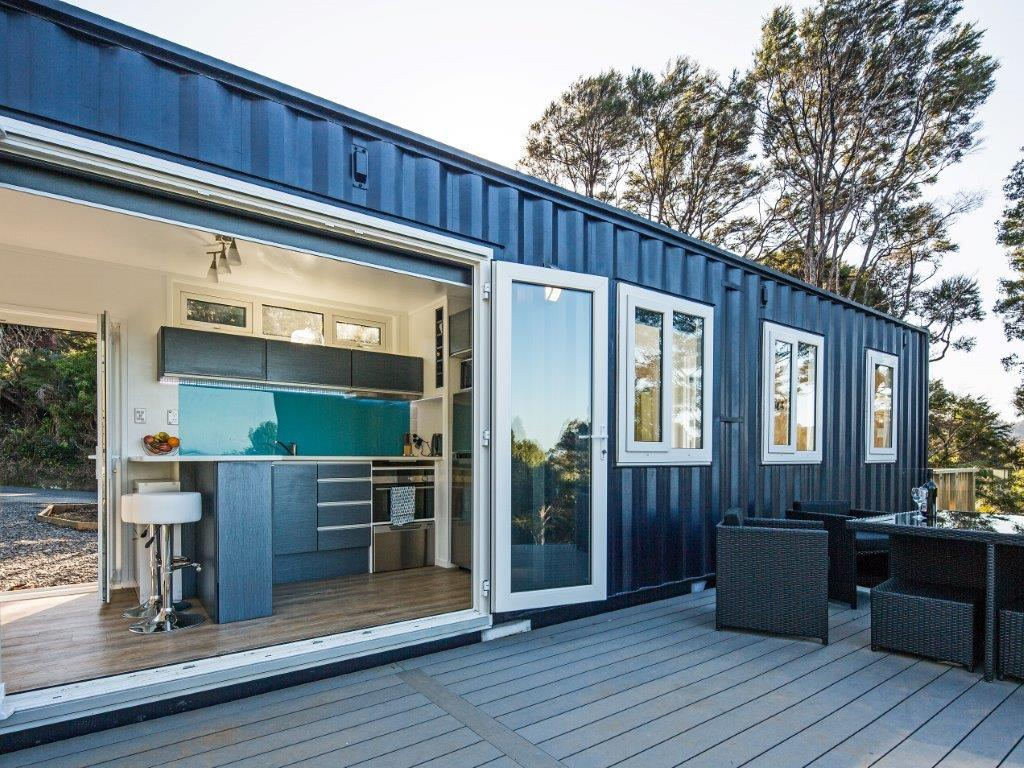 Rumah Box Container Gallery Iq Container Homes