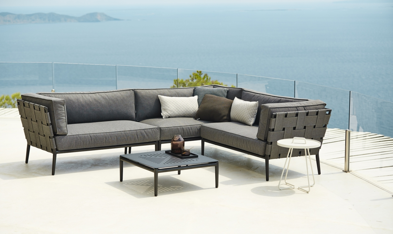 Sofa Module Conic Outdoor Modular Sofa
