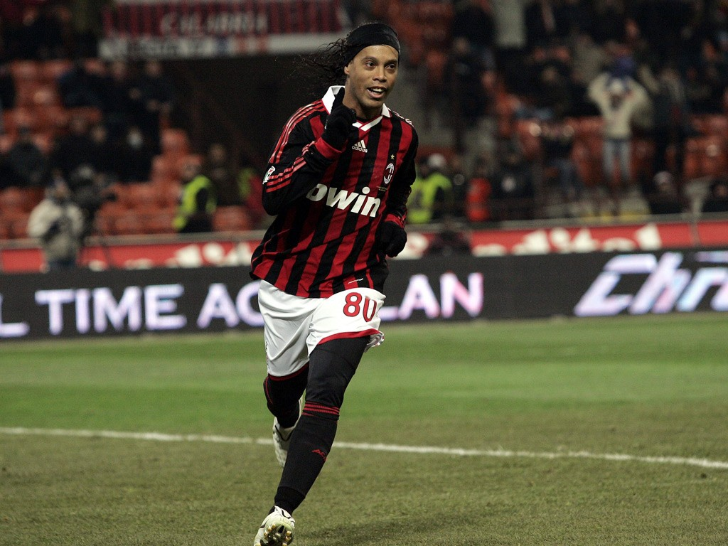 Ronaldinho Quotes Wallpaper Ronaldinho Milan I Quote Football