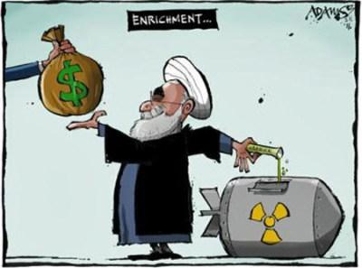http://i0.wp.com/iranpoliticsclub.net/cartoons/obama-iran2/images/Rouhani%20Dollars%20Enrichment%20Iran%20Nuclear%20Deal%20Cartoon.jpg?resize=400%2C297