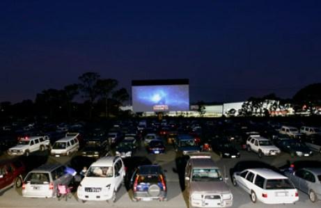 lunar drive in theatre