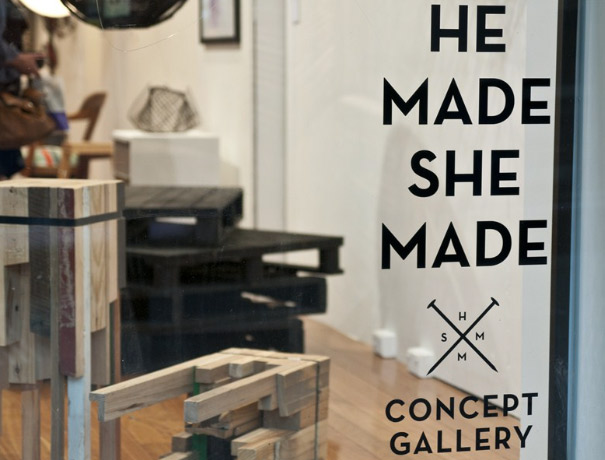 Interesting places in Sydney - he made she made