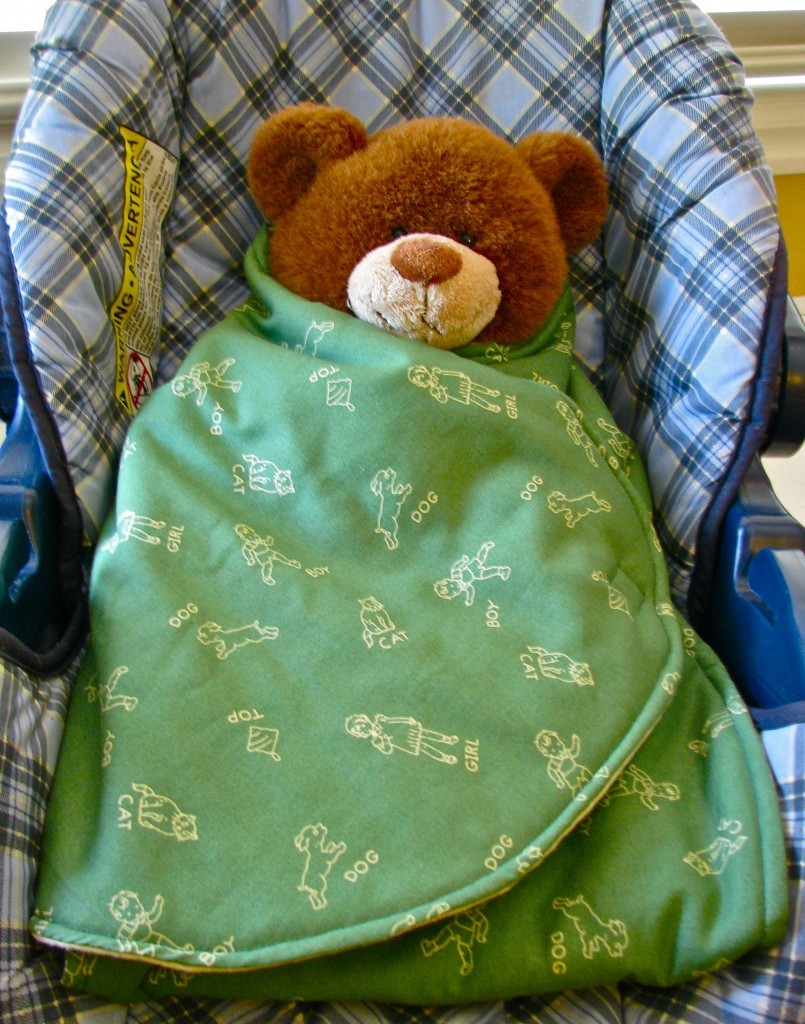 Baby Car Seat Blanket Free Pattern Car Seat Swaddle Blanket Allfreesewing