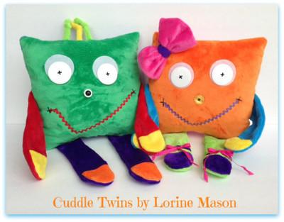 Cuddle Buddy Pillows