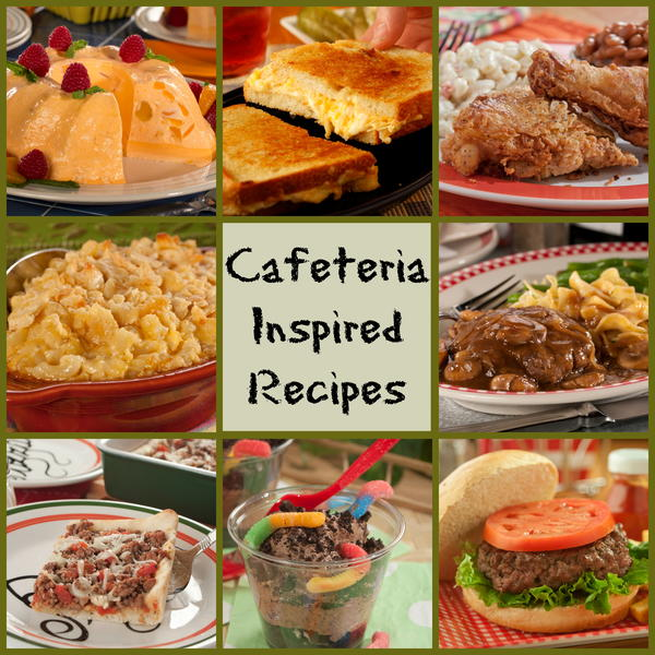 The Best Old-Fashioned Recipe Collection: 12 Cafeteria-Inspired