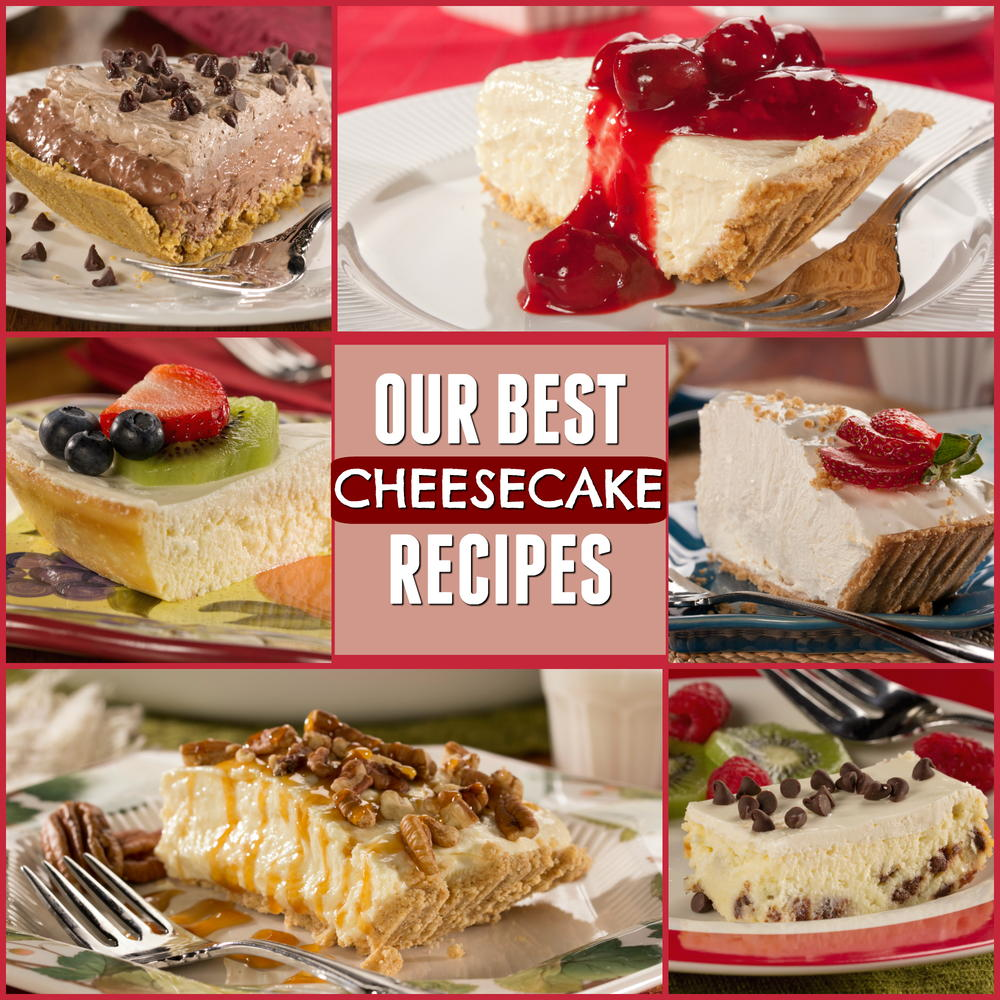 Our Best Cheesecake Recipes: Top 10 Easy Cheesecake Recipes | EverydayDiabeticRecipes.com