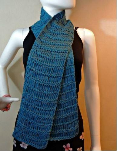 Knitting Pattern Central Scarves Erieairfair